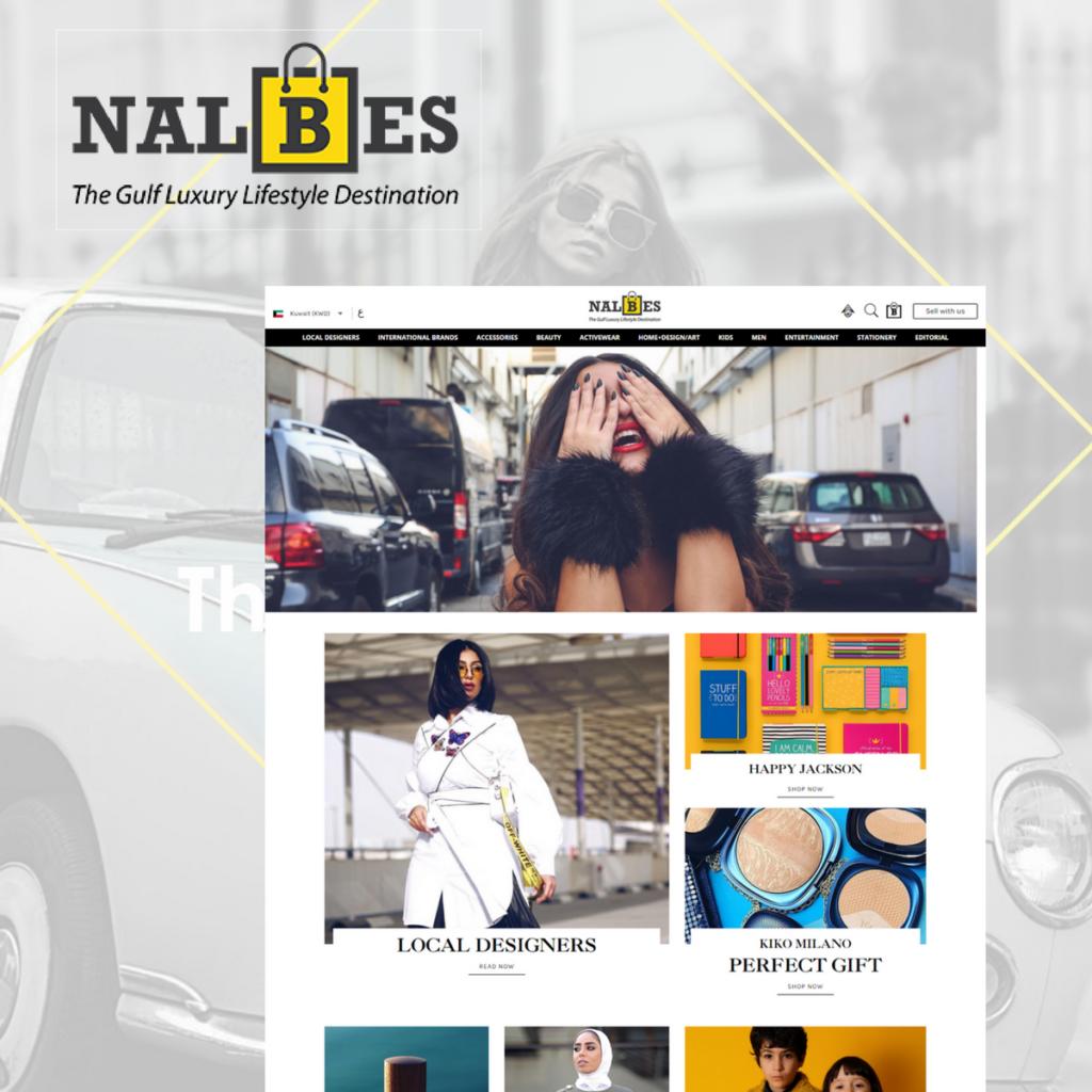 Nalbes- Online Fashion Shopping Site