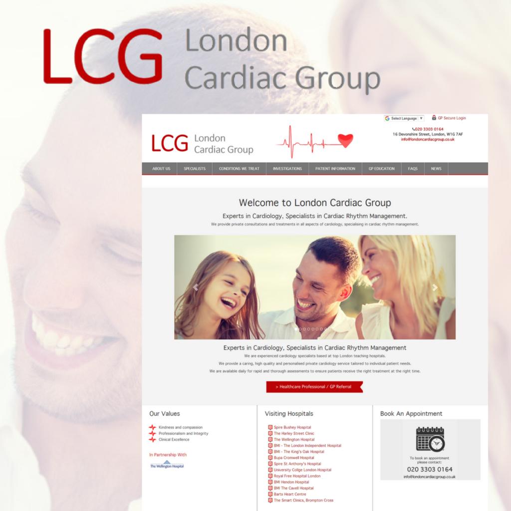 LCG- Londen Cardiac Group